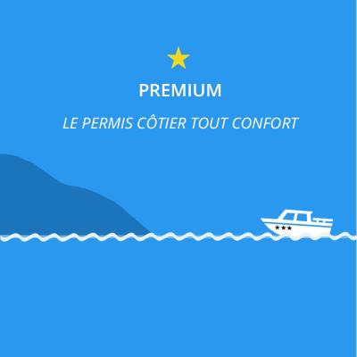 Permis fluvial - offre premium