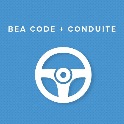 BEA CODE + CONDUITE