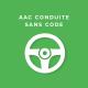AAC CONDUITE SANS CODE